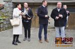 Slavnostní otevření rekonstruované Žižkovy ulice v Jilemnici