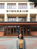 Baimon je nová thajská spolužačka studentů GIO Semily