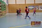 Fotbalový turnaj mladších přípravek v jilemnické hale