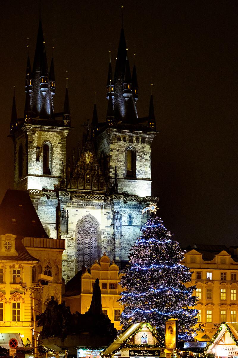 Vánoční trhy na Staroměstském náměstí v Praze<br />Autor: Archiv Taiko, a. s.