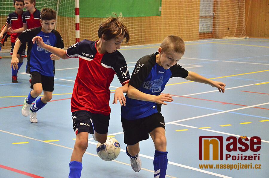 Fotbalový turnaj starších přípravek v Jilemnici<br />Autor: Vratislav Pospíchal