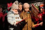 Slavnostní rozsvícení vánočního stromu v Turnově