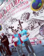 Semilští trojbojaři na Mistrovství světa GPC v Nových Zámkoch