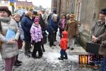 FOTO: Odhalili pamětní desku na rodném domě Václava Votočka