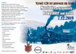 Výročí 120 let provozu na trati Martinice - Rokytnice