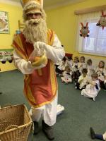 Mikulášská nadílka probíhala v turnovských mateřských školách