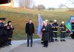 Předání nového hasičského auta Mercedes sprinter pro SDH Svojek