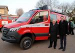 FOTO: Hasiči ve Svojku obdrželi nové auto