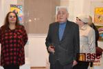 Vernisáž semilské výstavy Kateřiny Sidonové Ať všechny bytosti tančí!