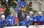 FOTO: Hokejové derby v Turnově rozhodl v prodloužení lomnický Rudiš