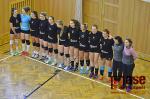 Utkání krajského přeboru žen ve volejbale TJ Sokol Jilemnice - TJ Sokol Bílá Třemešná