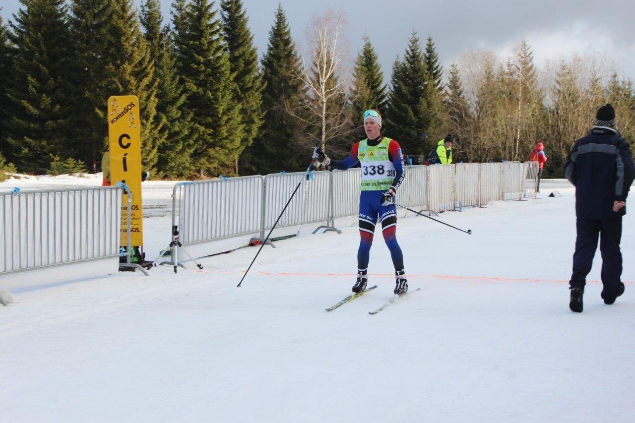 Velká cena Jilemnice v běhu na lyžích 2019<br />Autor: Archiv ČKS SKI Jilemnice