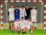 Vítězný tým Da Giorgio