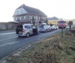Dopravní nehoda Liberec - Rynoltice