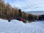 Skiareál Ještěd - sjezdovka F10