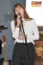 Zpěvačka Kateryna Sochaň