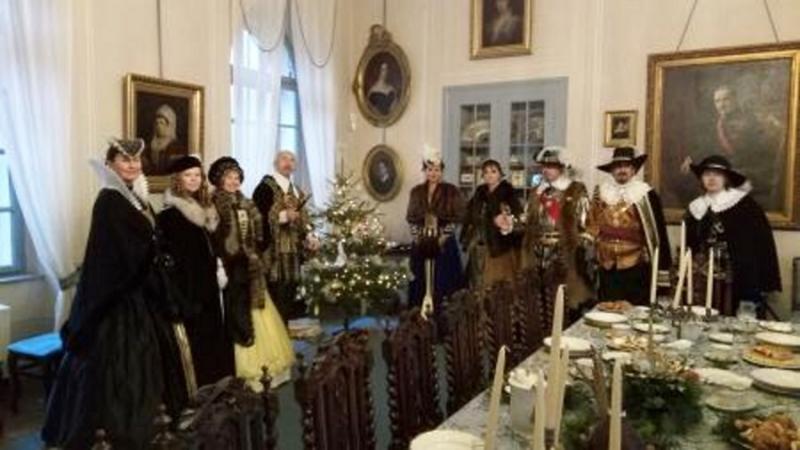 Vánoční a novoroční akce na Valdštejně<br />Autor: Archiv RTIC Turnov