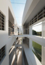 Vítězný návrh turnovské knihovny
