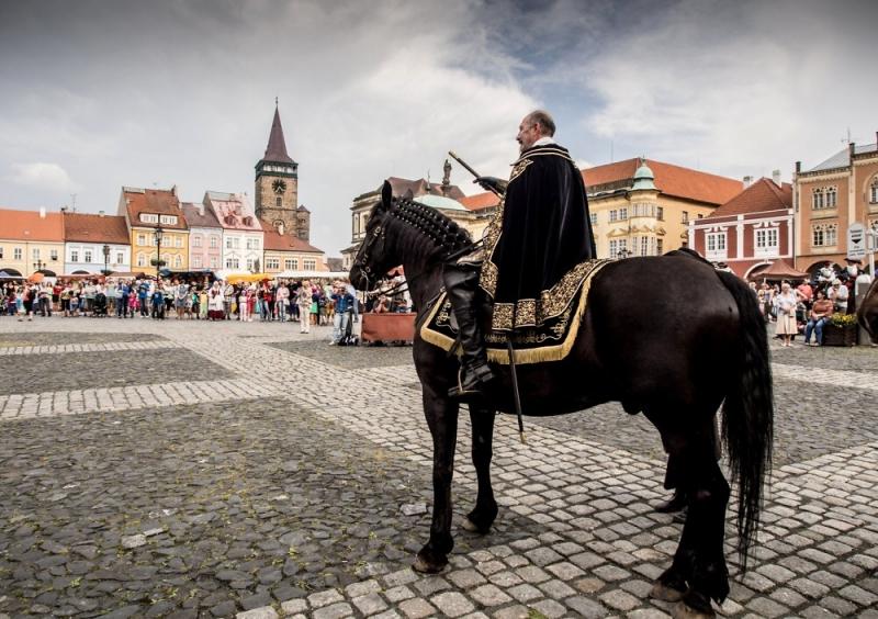 Putování Po stopách Albrechta z Valdštejna<br />Autor: Pavel Charousek