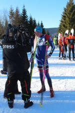 Závod v běhu na lyžích Jilemnická padesátka