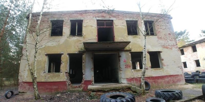Objekt určený k demolici<br />Autor: Archiv KÚ Libereckého kraje