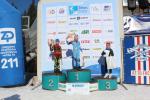 Třetí pohárový závod krajského svazu lyžařů