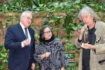 Exotická výstava Tajemná Indonésie ukazuje i sekáčky na prsty