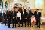Slavnostní předávání ocenění projektu Mladý hrdina