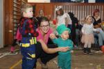 Dětský hasičský bál v Bozkově 2020