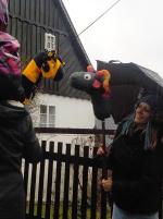 Tradiční masopust v Železném Brodě