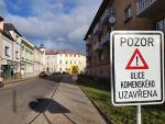 Zahájili rekonstrukci Komenského ulice v Turnově