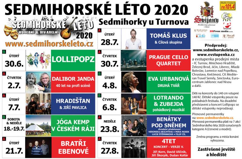 Sedmihorské léto 2020<br />Autor: Sedmihorské léto/Jitka Maděrová