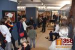 FOTO: Výstava Prostor, světlo, čas ukazuje práce tří výtvarníků