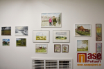 FOTO: V železnobrodské galerii zahájili výstavu Salon 7