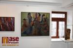 Po výstavě Dalibora Matouše v Detesku najdete díla Maška a Habrové