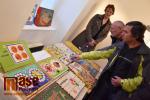 Vernisáž výstavy Kovozávody Semily - hravě i zdravě