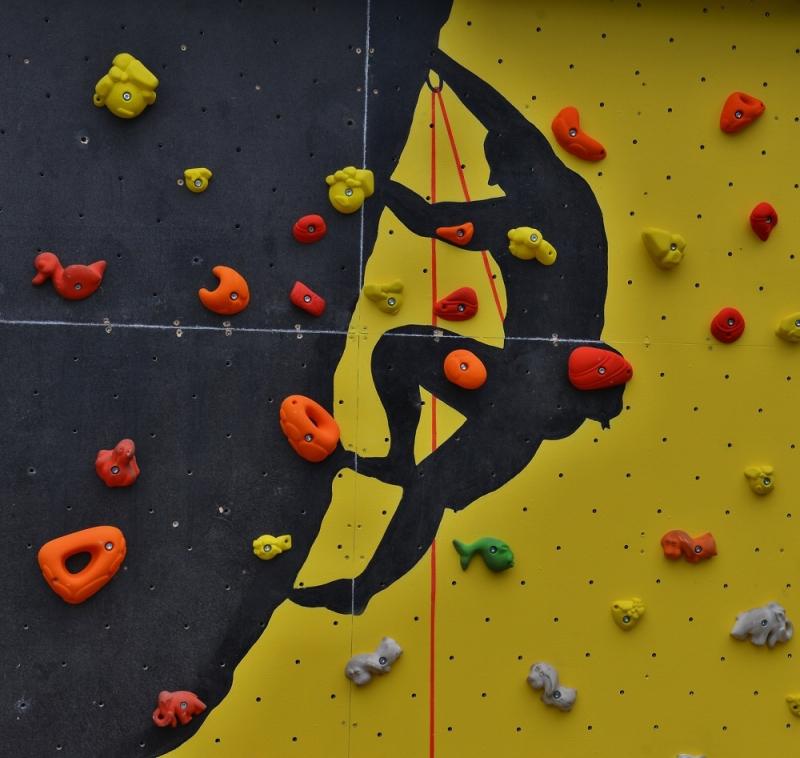 Expozice horolezectví v Turnově
