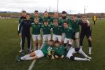 Ve finále zimního turnaje domácí Lomnice porazila 3:1 Železný Brod