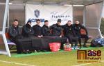 Utkání ČFL FK Přepeře - FK Pardubice B