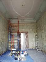 Zákupy - příprava interiéru