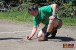 Momentky z turnaje ve cvrnkání kuliček v Semilech