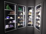 Nová expozice mineralogie