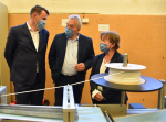 Výroba nanoroušek firmou CUBO Investments v areálu Preciosa Turnov
