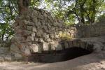 Trosky hradu Děvín v Ralské pahorkatině