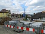 Rozkopané Vrchlabí by mělo skončit s aktuální dostavbou silnice 1. třídy