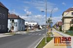 Průběh prací v polovině května v Nádražní a Přepeřské ulici v Turnově
