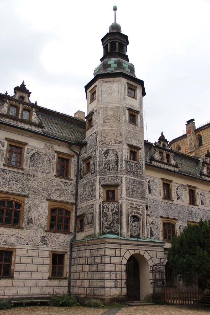Hrad a zámek Frýdlant<br />Autor: Archiv NPÚ, ÚPS na Sychrově