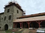 Kunětická hora - obnova