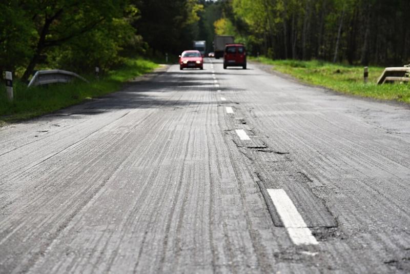 Zahájení stavby silnice číslo II/268 z Mimoně na hranici Libereckého kraje<br />Autor: Archiv KÚ Libereckého kraje