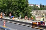 Rekonstrukce mostu na obchvatu města Turnov